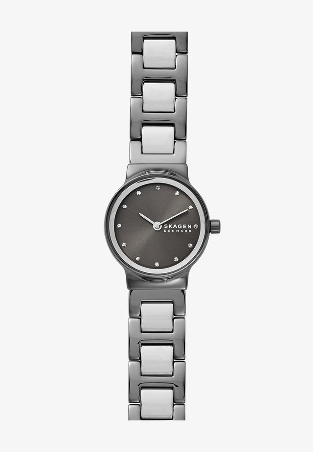 FREJA - Klocka - silver-coloured