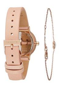 Skagen - FREJA SET - Horloge - pink - 1