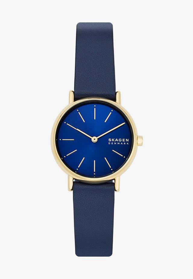 SIGNATUR - Hodinky - blue