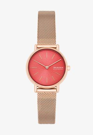 SIGNATUR - Horloge - rose gold-coloured