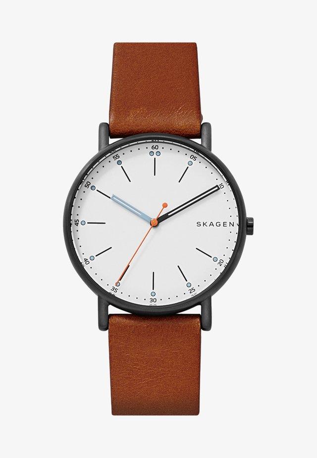 SIGNATUR - Watch - braun
