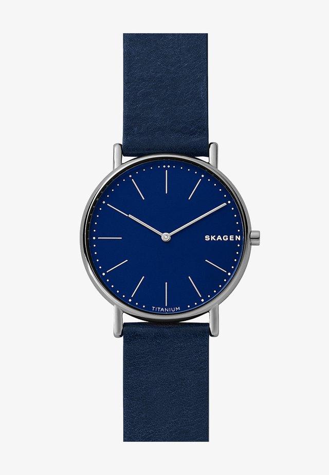 SIGNATUR - Watch - blau
