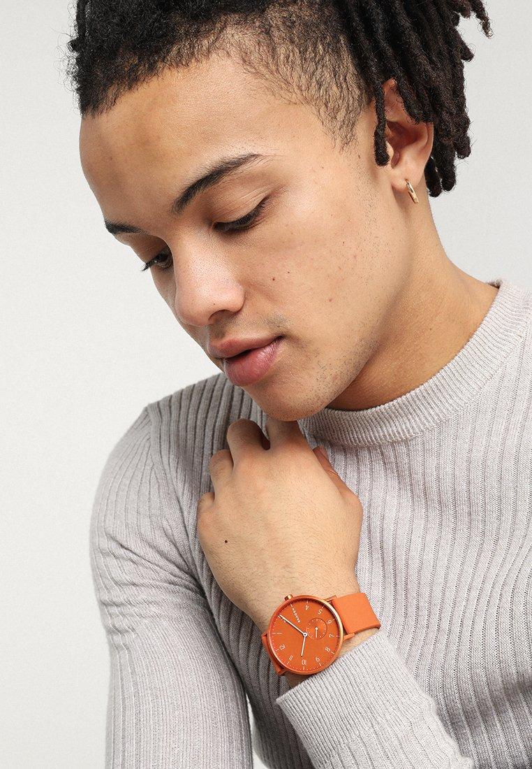 Skagen - AAREN - Uhr - orange