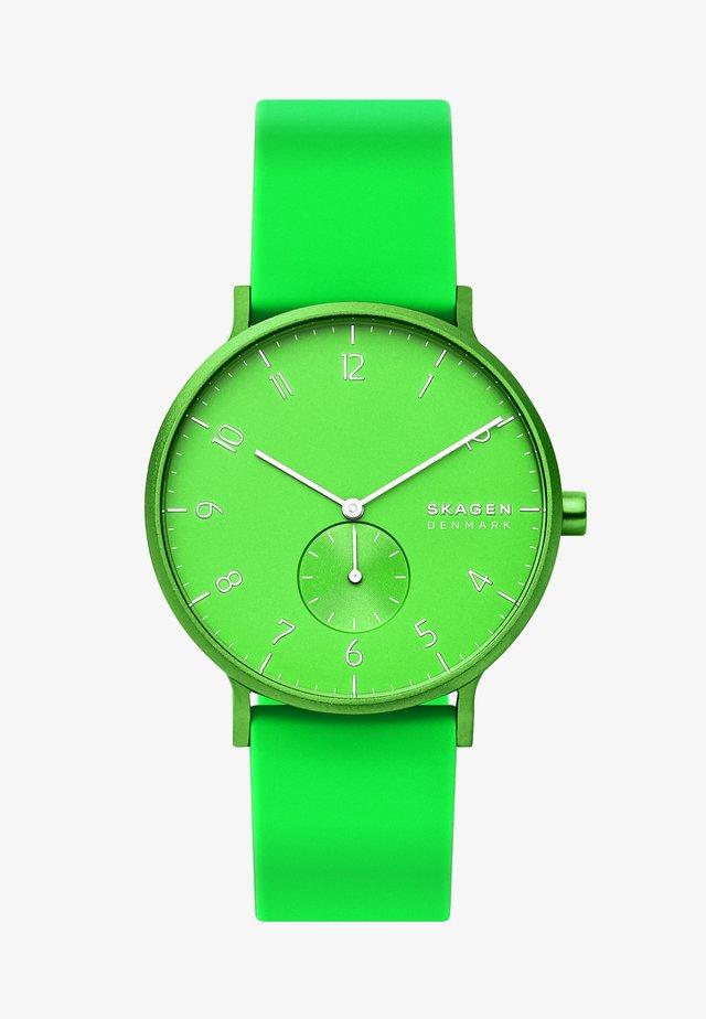 AAREN - Hodinky - green