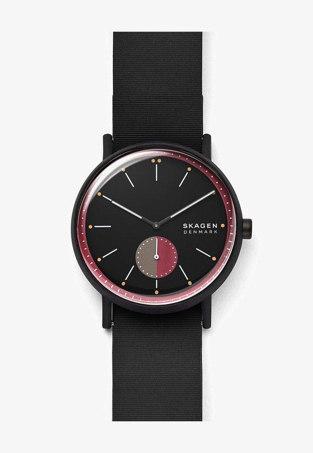 SIGNATUR - Watch - black