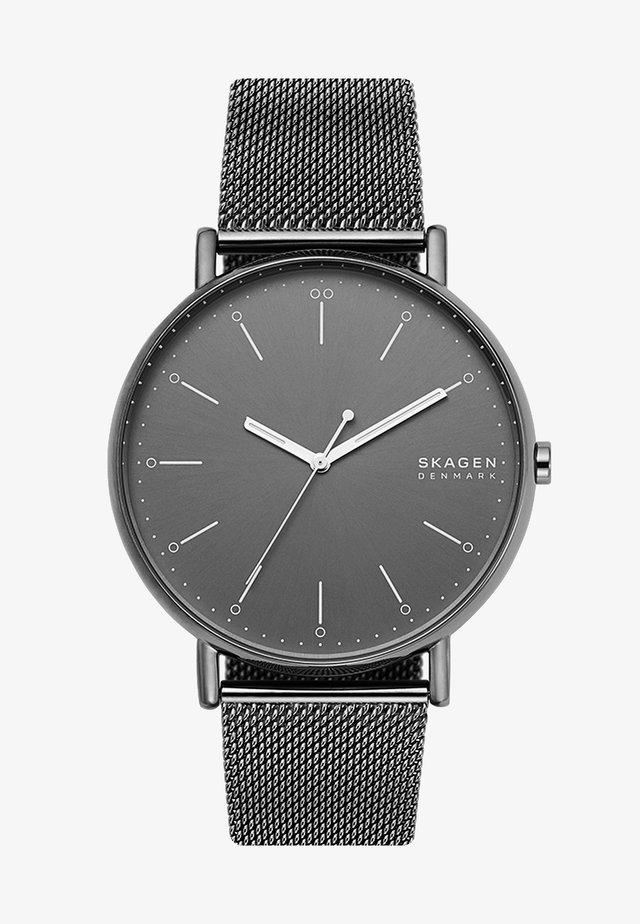 SIGNATUR - Watch - gunmetal