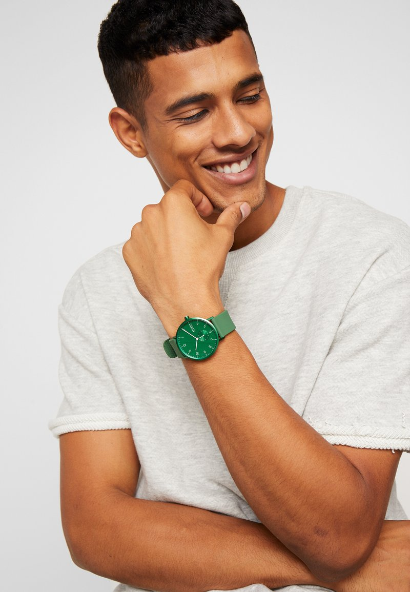 Skagen - AAREN - Watch - green