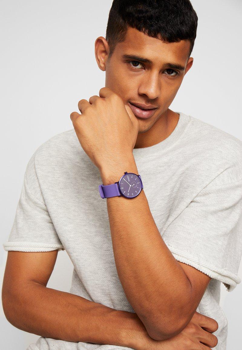 Skagen - AAREN - Uhr - purple