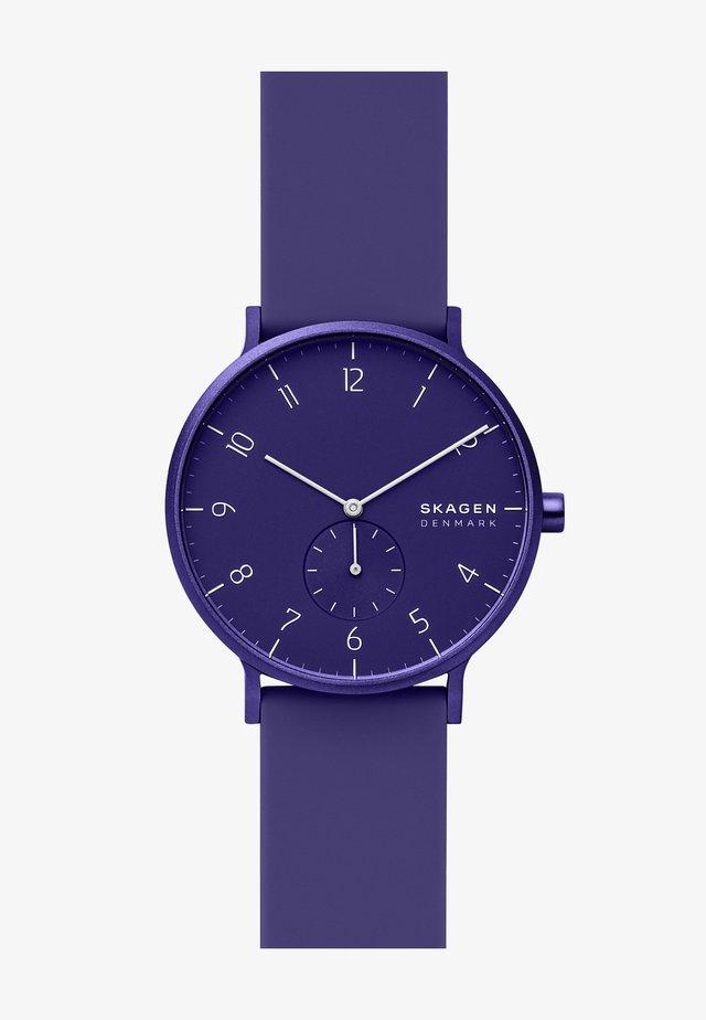 AAREN - Watch - purple