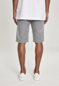 Southpole - Shorts - marled grey - 1
