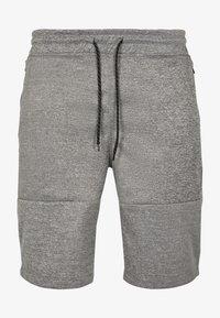 Southpole - Shorts - marled grey - 4