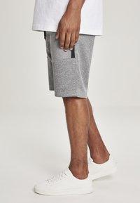 Southpole - Shorts - marled grey - 3