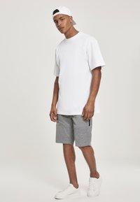 Southpole - Shorts - marled grey - 0