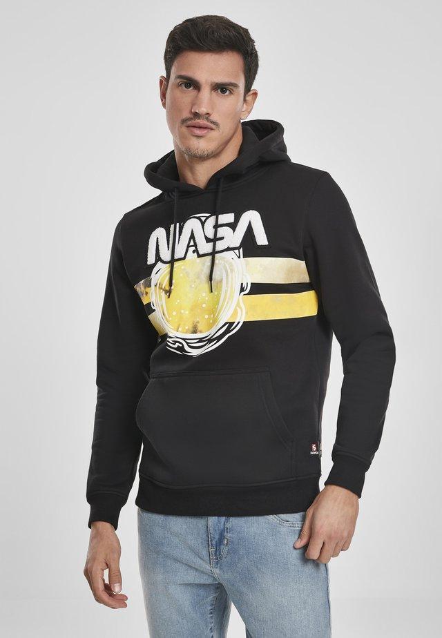 NASA ASTRONAUT  - Sweat à capuche - black