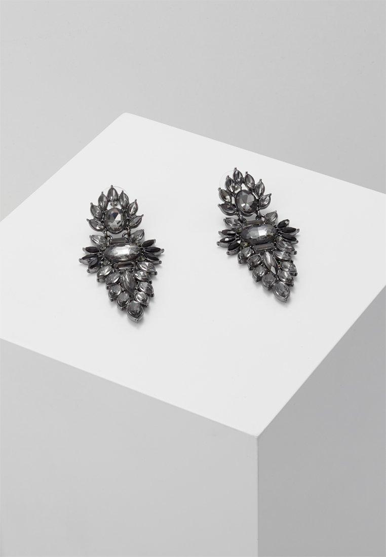 sweet deluxe - ASTI - Earrings - black