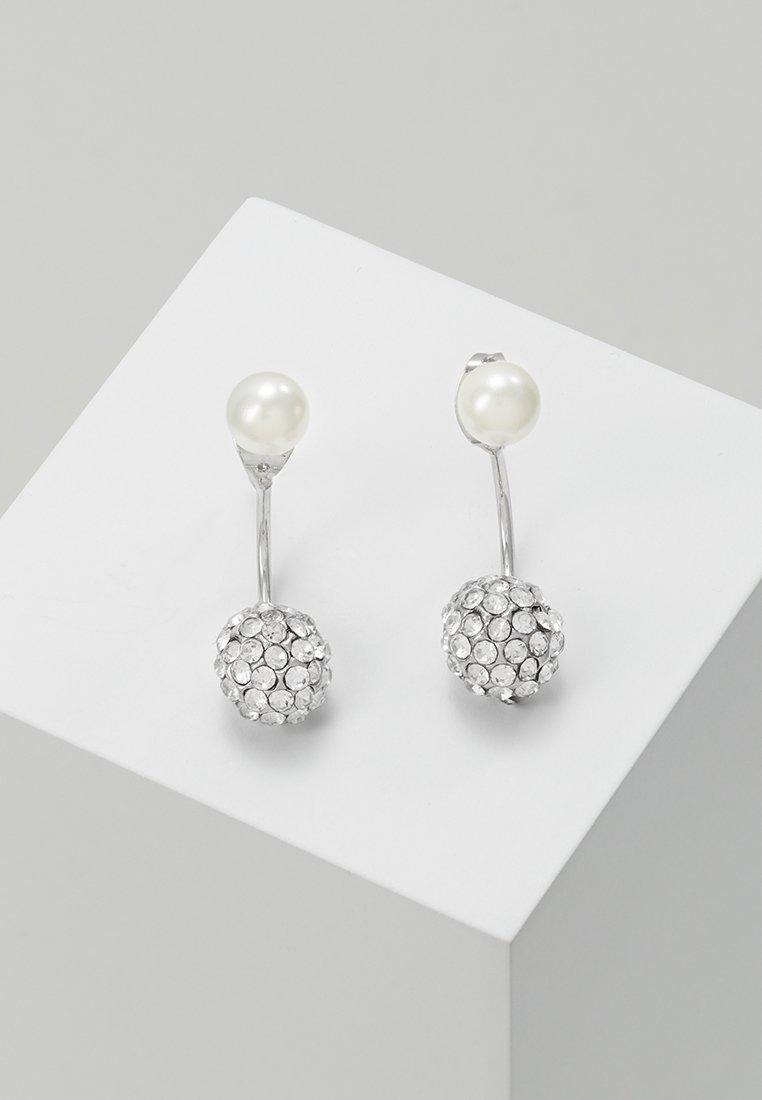 sweet deluxe - CALIGARI - Ohrringe - silver/coloured