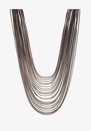 LIV - Ketting - silver/grey