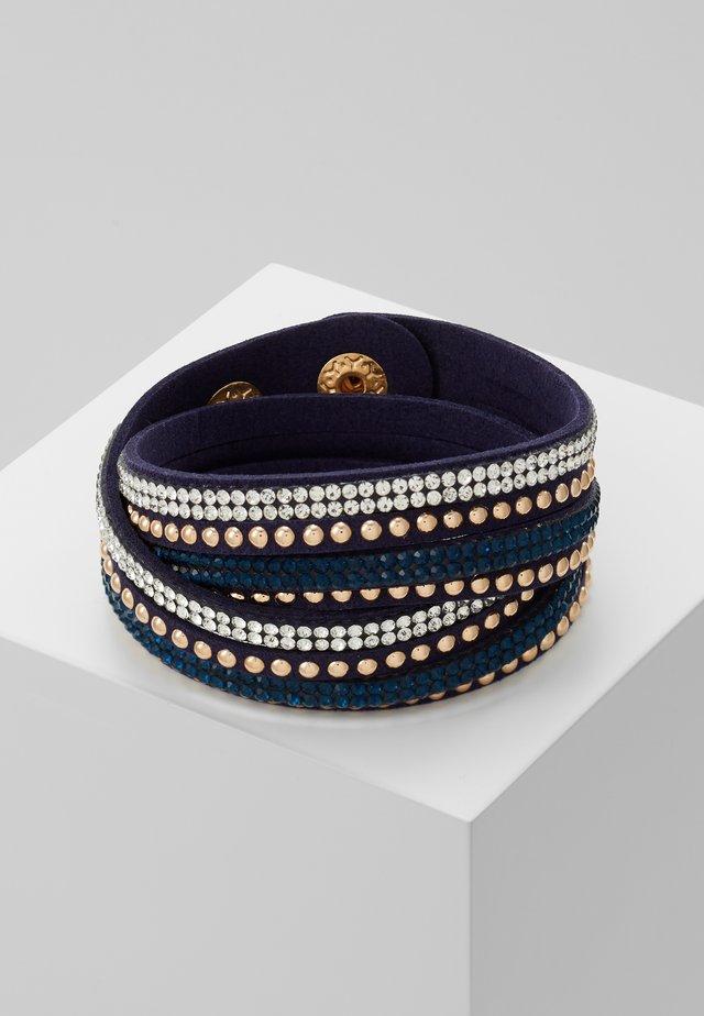 WANDA - Bracelet - blau/gold-coloured