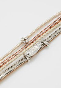 sweet deluxe - MEMPHIS - Bracciale - gold-coloured/braun - 4