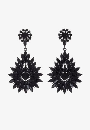 CIANA - Earrings - schwarz