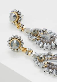sweet deluxe - SINI - Kolczyki - silver-coloured/grey - 4