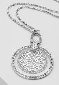 sweet deluxe - Náhrdelník - silver-coloured - 3