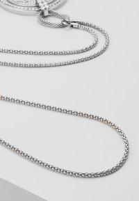 sweet deluxe - Náhrdelník - silver-coloured - 2