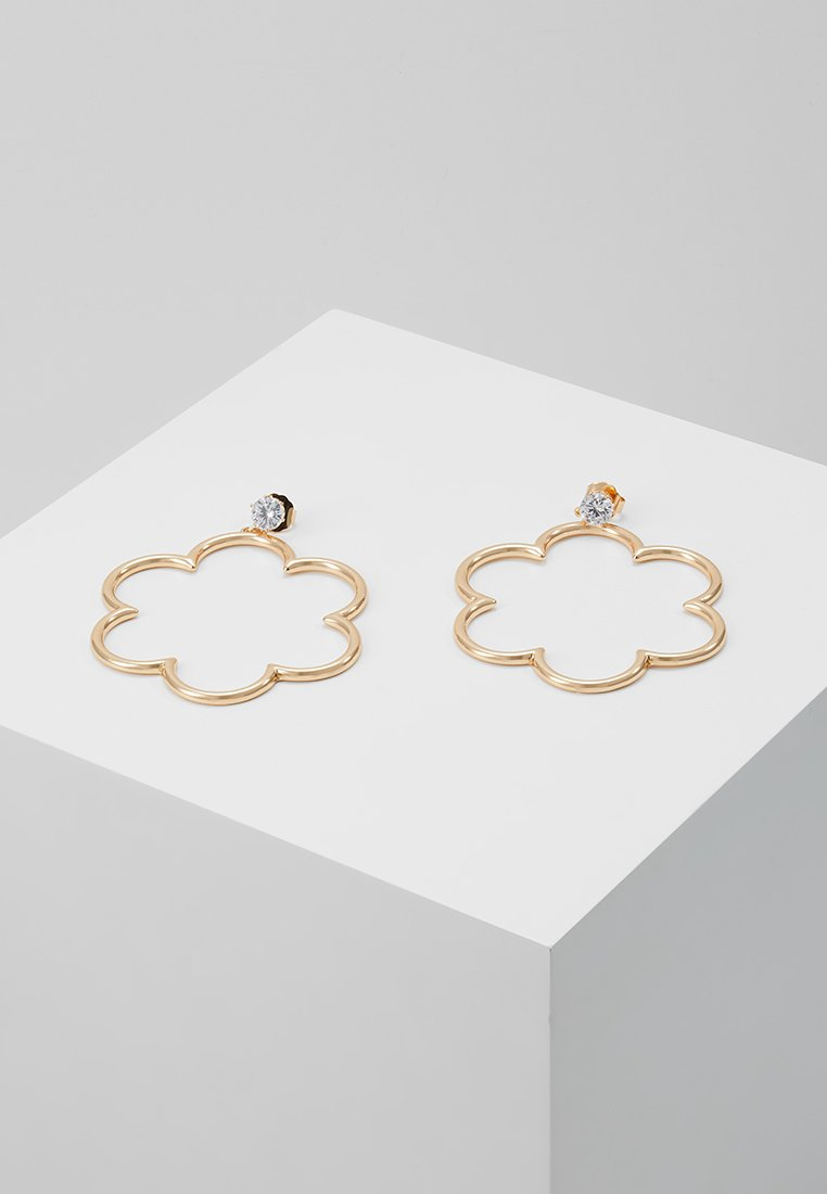 sweet deluxe - THALINA - Boucles d'oreilles - gold-coloured