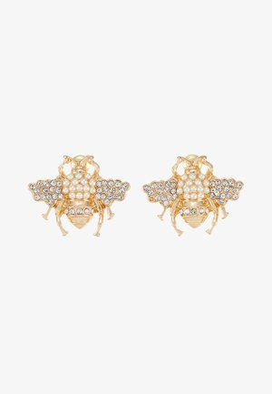 BEE - Boucles d'oreilles - gold-coloured