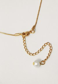 sweet deluxe - One Pearl - Collana - gold-coloured - 2