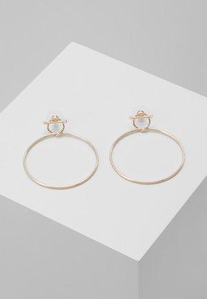 VANIA - Boucles d'oreilles - rosegold-coloured