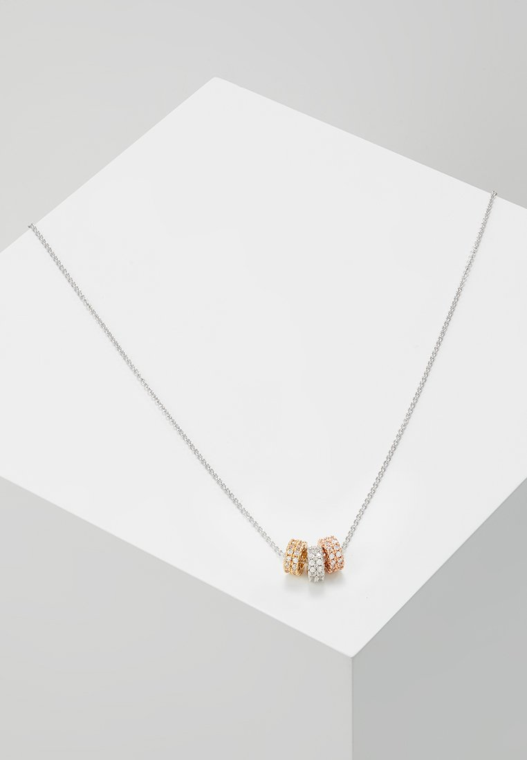 sweet deluxe - FILINA - Necklace - tricolor/crystal
