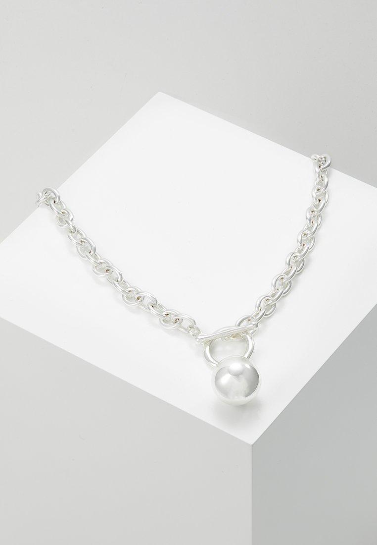 sweet deluxe - FAWN - Naszyjnik - silver-coloured