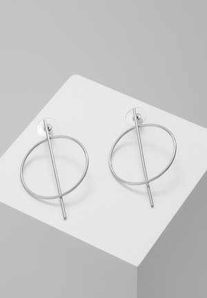 BRISTOL - Earrings - silver-coloured