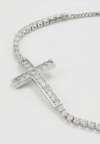 sweet deluxe - SLIDING KREUZ - Bracciale - silver-coloured - 4