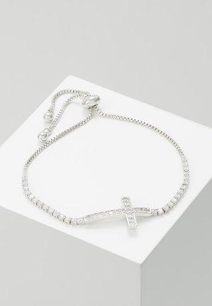 SLIDING KREUZ - Armband - silver-coloured