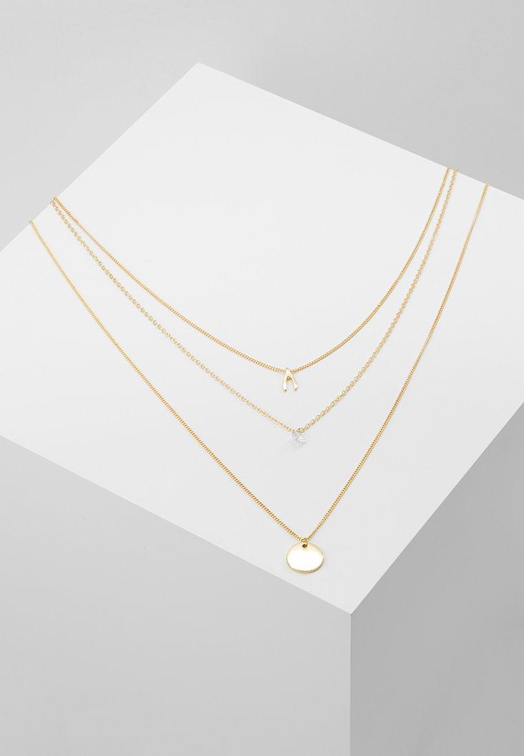 sweet deluxe - Náhrdelník - gold-coloured
