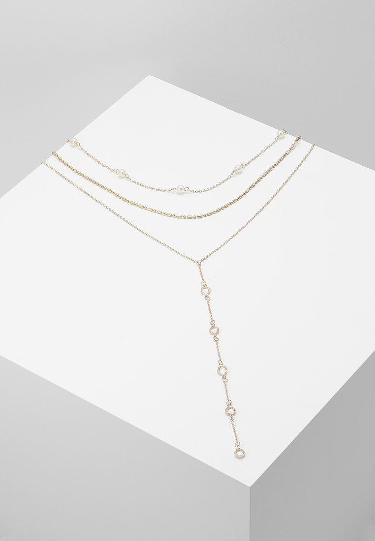 sweet deluxe - 3 PACK - Necklace - gold-coloured