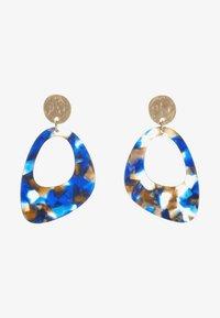 sweet deluxe - Boucles d'oreilles - blue - 2