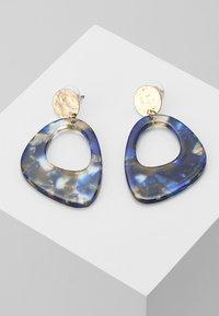 sweet deluxe - Boucles d'oreilles - blue - 0