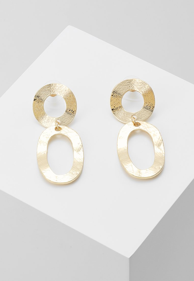 sweet deluxe - Earrings - gold-coloured