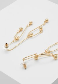 sweet deluxe - MOBILE - Pendientes - gold-coloured - 2