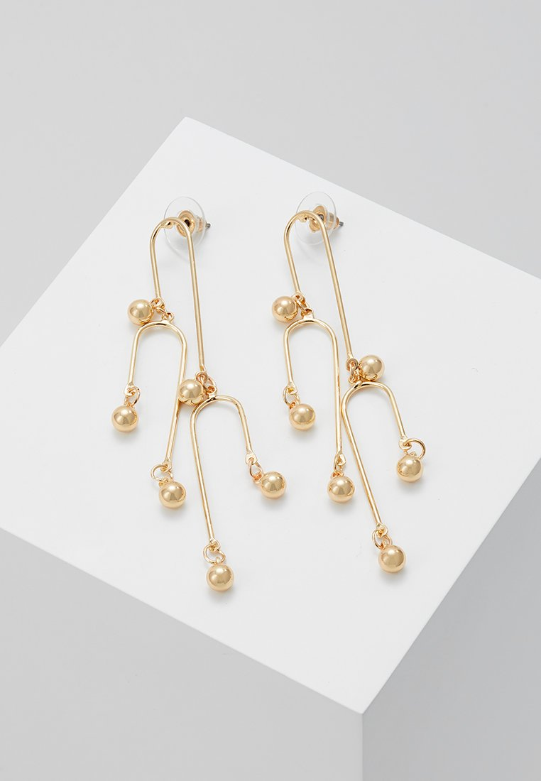 sweet deluxe - MOBILE - Pendientes - gold-coloured