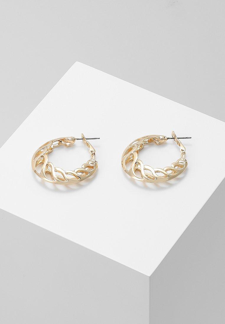 sweet deluxe - CREOLEN - Earrings - gold-coloured