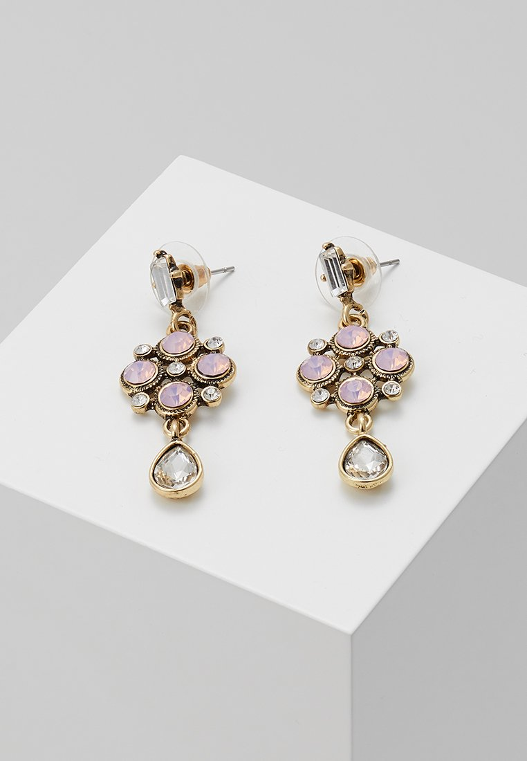 sweet deluxe - FAUSTINA - Pendientes - gold-coloured