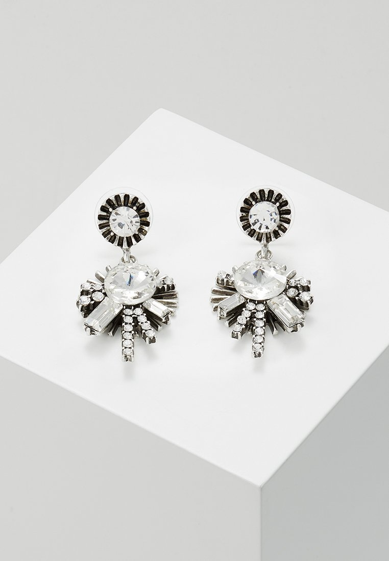 sweet deluxe - FIORELLA - Earrings - silver-coloured