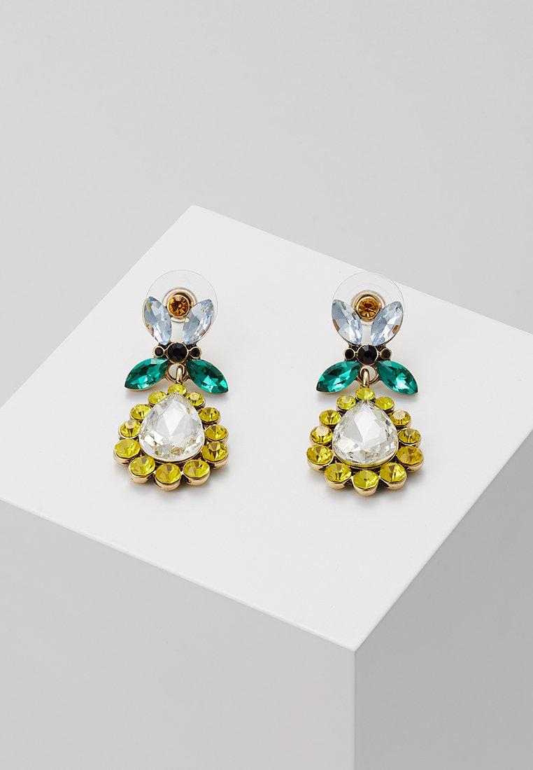 sweet deluxe - FRANCIS - Earrings - yellow
