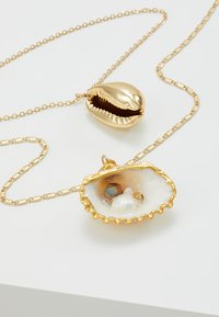 sweet deluxe - ADORATA - Necklace - gold-coloured/weiß - 4