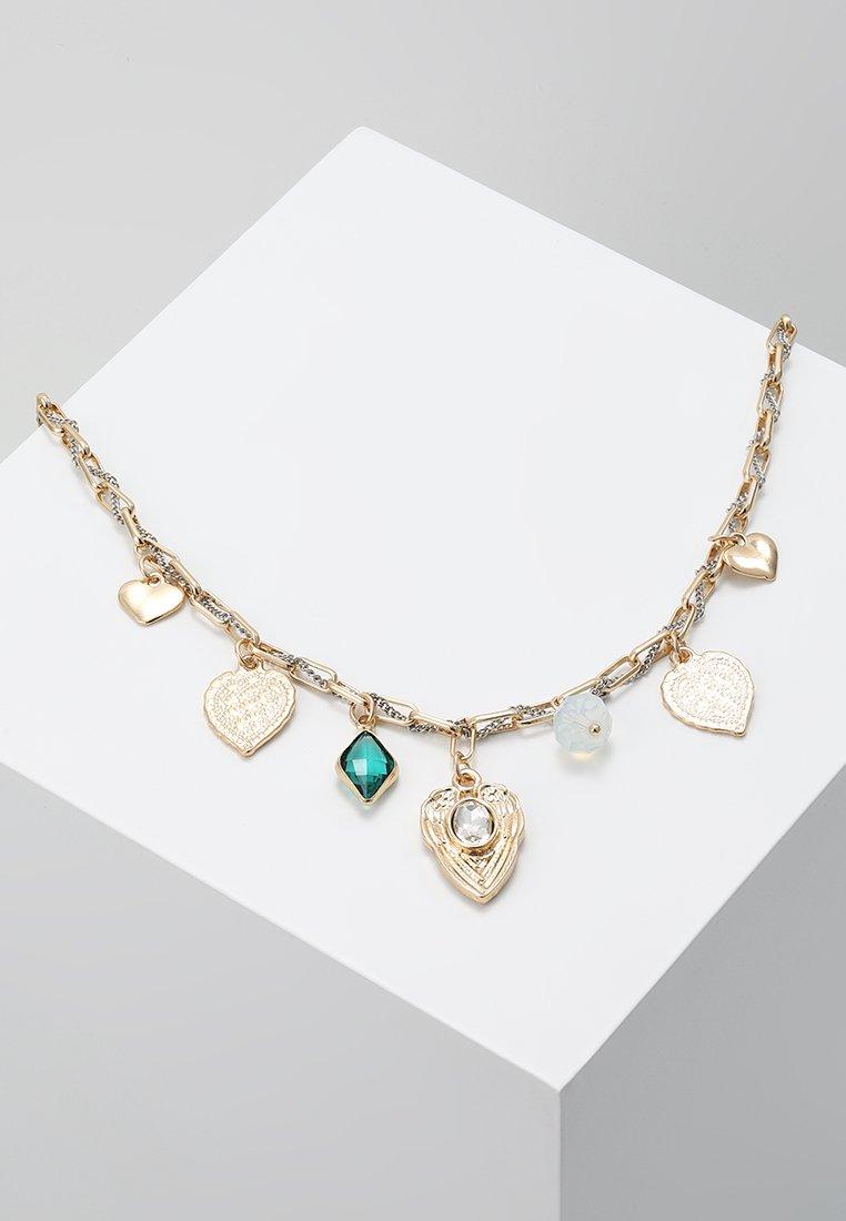 sweet deluxe - FELEMINA - Necklace - gold-coloured/rose