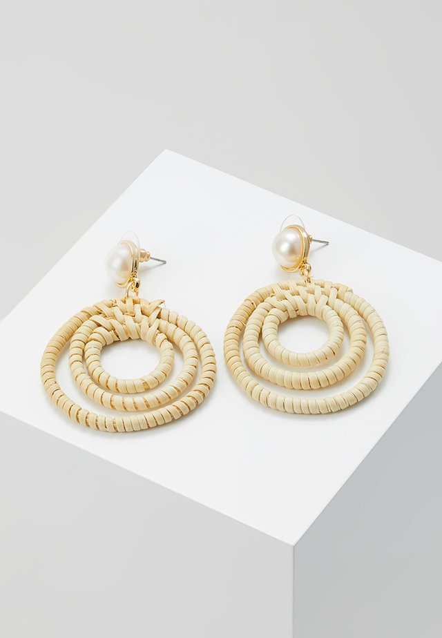 SCHMUCK ADYA - Korvakorut - gold-coloured